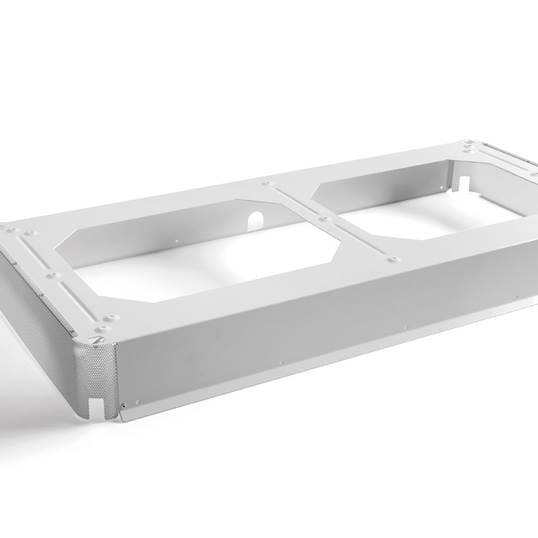 230510 mounting frame white ceiling unit Cloud