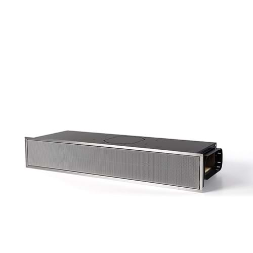 7933400 Recirculation box grey with monoblock, H140 mm