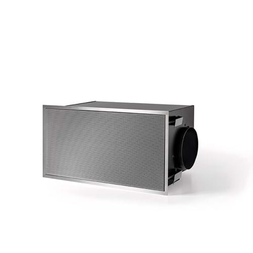 843400 recirculation box with monoblock grey (270x500mm)