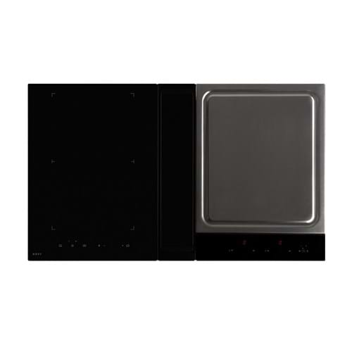 Novy Hob + Hood Up Power Teppan 40006